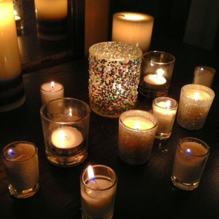 Candlelight and Romance