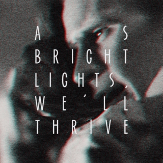 as bright lights, we'll thrive // a clara/doctor mix