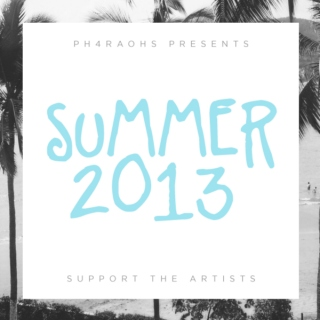 Summer 2013 (Pop Playlist)
