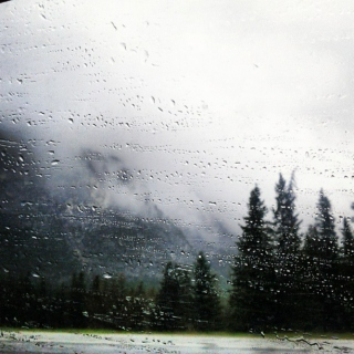 Raining in the Mountains