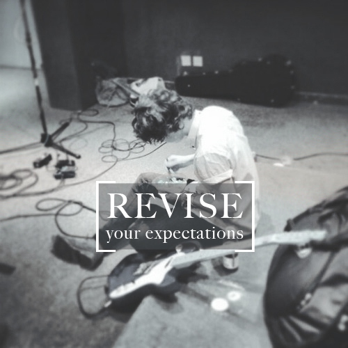 Revise Your Expectations