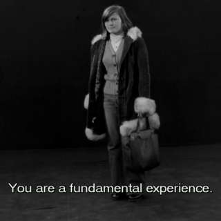 You are a fundamental experience