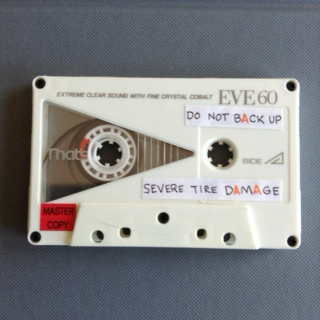 motorik sampler volume 2: do not back up - severe tire damage