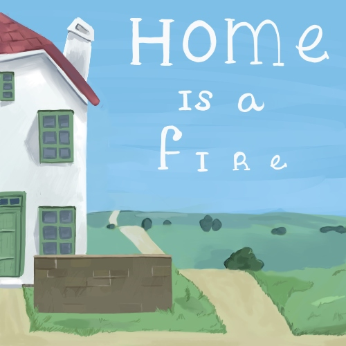 home is a fire; a elric brother fanmix