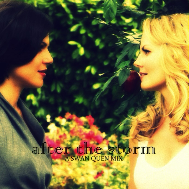 after the storm - a swan queen mix