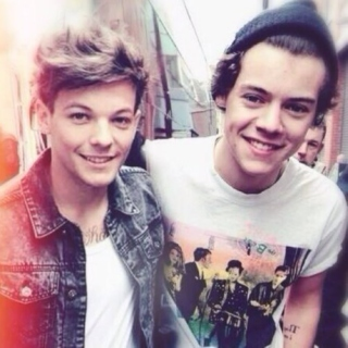 Lou and Harry