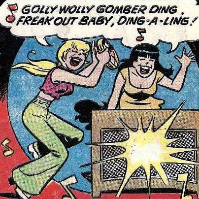 Golly Wolly Gomber Ding