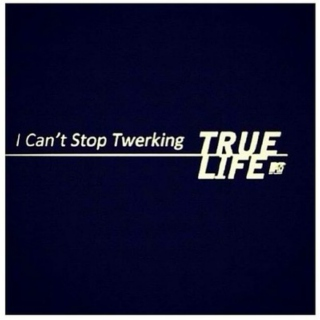 Twerkaholics run the trap.
