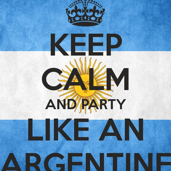 Party like an argentine in canada