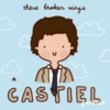 These broken wings | Castiel fanmix