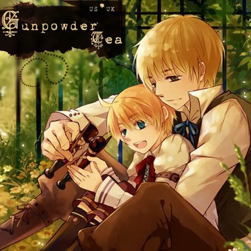 [fst] Hetalia - Gunpowder Tea