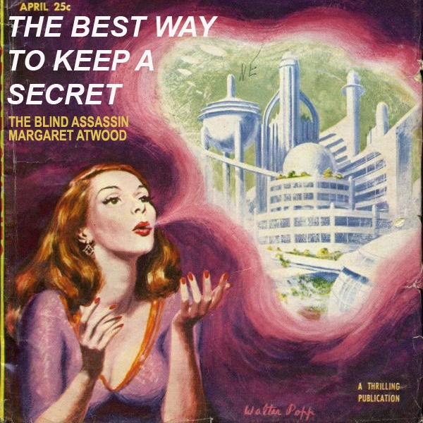 the best way to keep a secret: a mix for iris chase