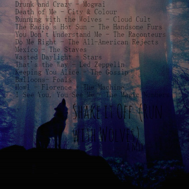 Shake It Off (Run with Wolves)
