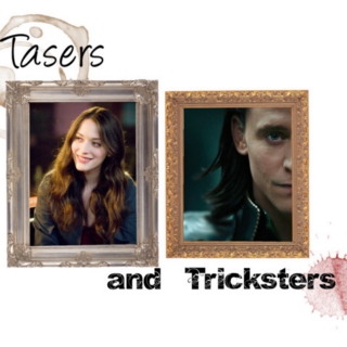 Tasers and Tricksters