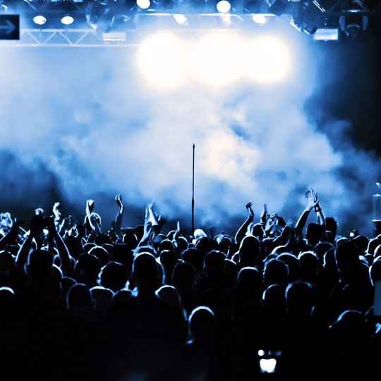 The greatest rock concert ever.