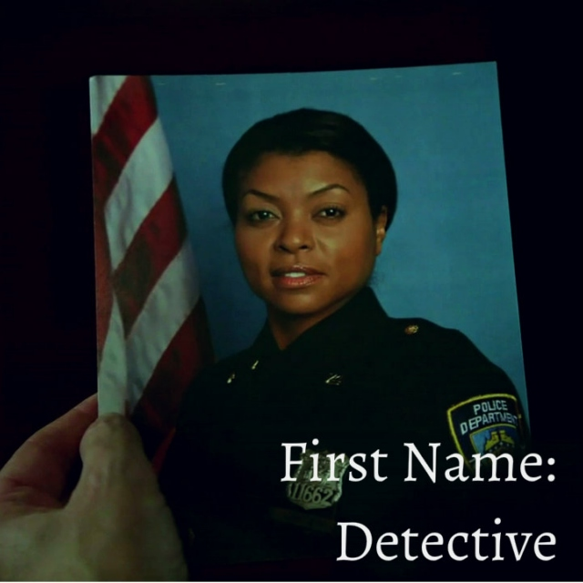 First Name: Detective