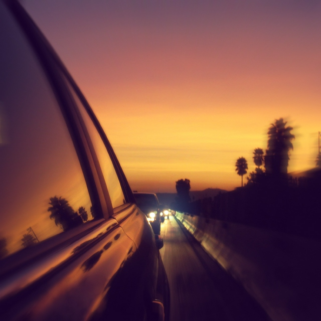 (Dusk to midnight) Road Trip Sessions