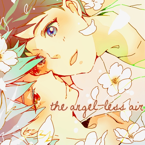the angel-less air