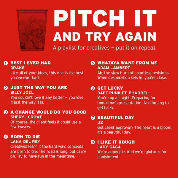 Pitch It and Try Again