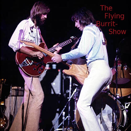 The Flying Burrit-Show 5/31/13