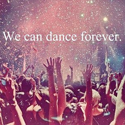 Sometimes all you have to do is DANCE