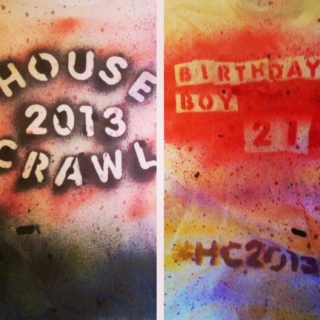 House Crawl 2013