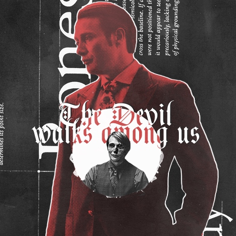The Devil Walks Among Us-Hannibal Fanmix