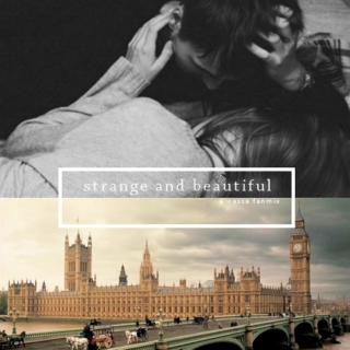 Strange and Beautiful // A Wessa Fanmix
