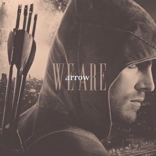 we are | arrow