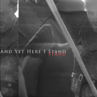 And Yet Here I Stand
