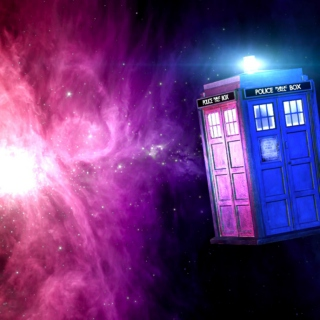 Polvo De Estrellas: Journeys on The Tardis