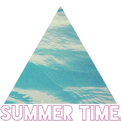 SUMMER TIME.