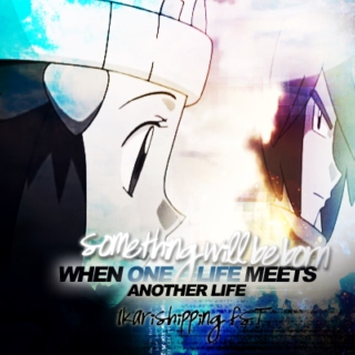 When one life meet another life...