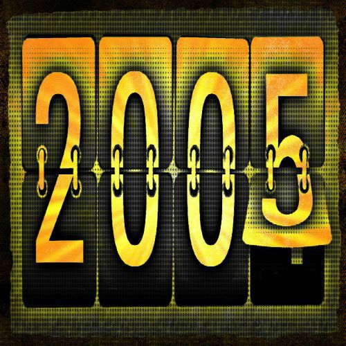 Hits of: 2005