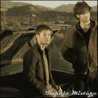 Impala Mixtape - music from supernatural