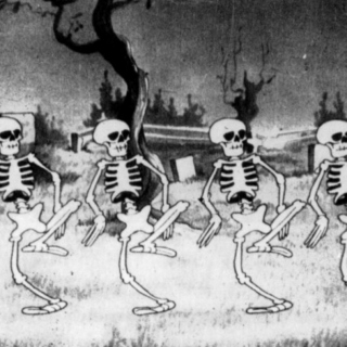 Dancing Skeletons (Circus in Town)