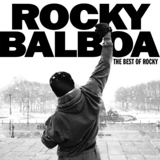 My Rocky playlist