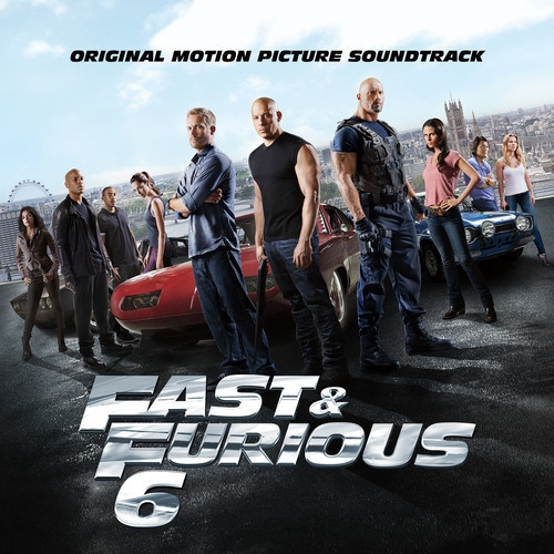 Fast and furious 6 musics