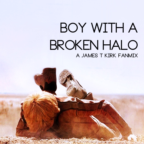 The Boy With A Broken Halo