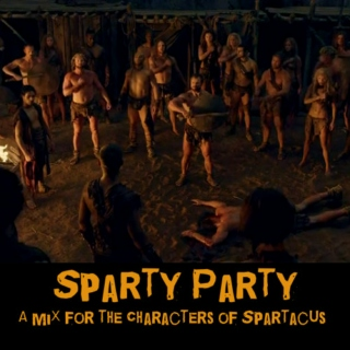 Sparty Party