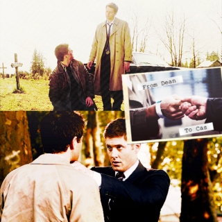 From Dean to Cas