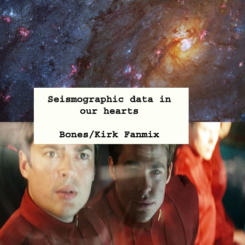 Seismographic data in our hearts