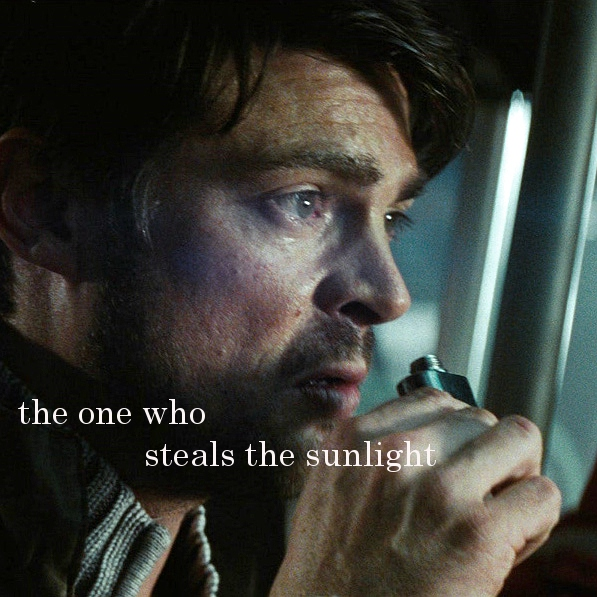 the one who steals the sunlight