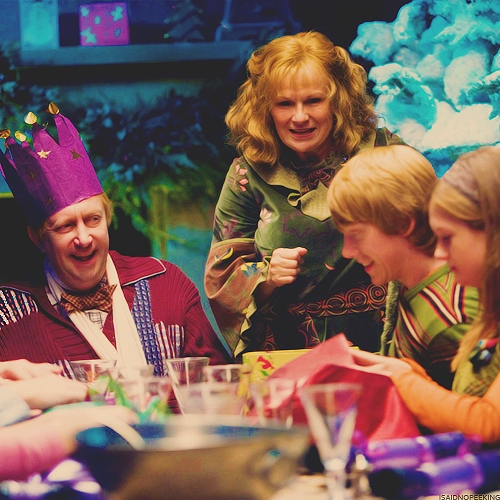 Ultimate LeakyCon Playlist, Part 4: The Weasley Family