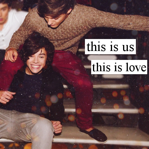 this is us this is love