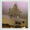 trapped beneath the chandelier