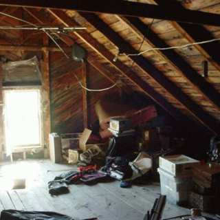 Songs of The Attic
