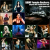 BAMF Female Rockers | singers who should never stop