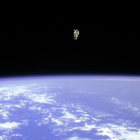 Life & Space, The Overview effect