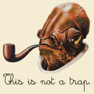 It's not a trap!
